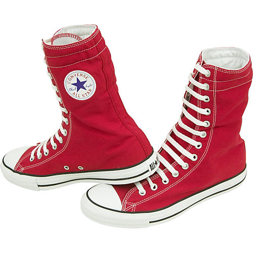 Converse Chuck Taylor All Star Extra Tall Hi-Top Sneakers-thumbnail