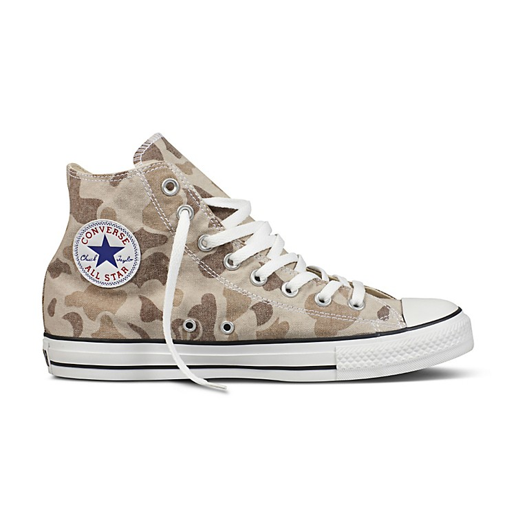 Converse Chuck Taylor All Star Hi- Safari Camo