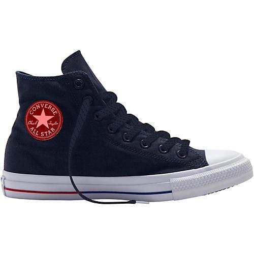 Converse Chuck Taylor All Star Hi Top Dark Navy 7