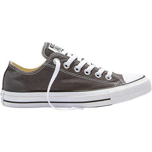 Converse Chuck Taylor All Star Oxford Dusk Grey Charcoal 7.5