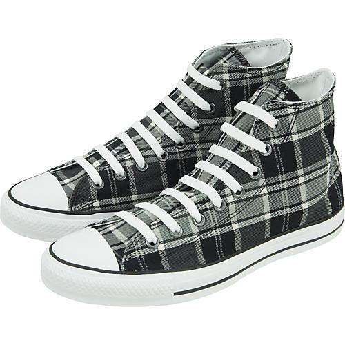 Converse Chuck Taylor All Star Plaid Hi-Top Sneakers-thumbnail