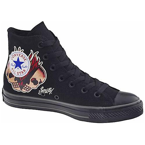 Converse Chuck Taylor All Star Sailor Jerry Double Skull Hi-Tops