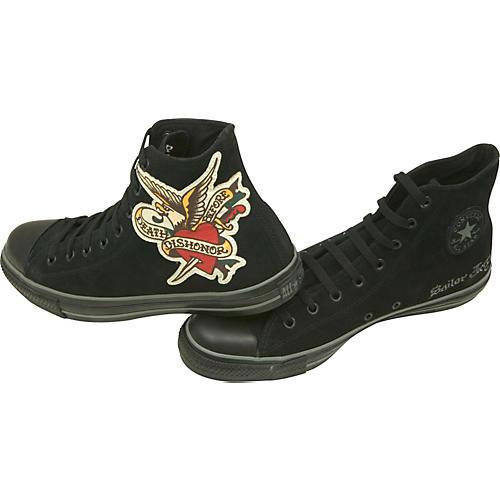Converse Chuck Taylor All Star Sailor Jerry Eagle Heart Hi-Tops