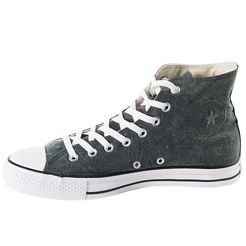 Converse Chuck Taylor All Star Vintage Hi-Top Sneakers (Green)