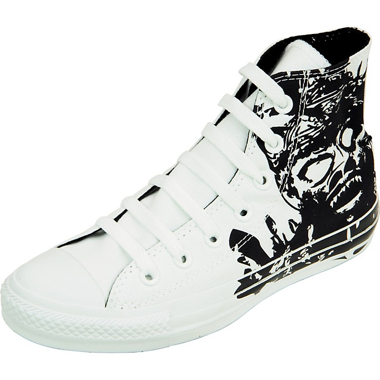 Converse Chuck Taylor All Star World Skulls Hi-Tops