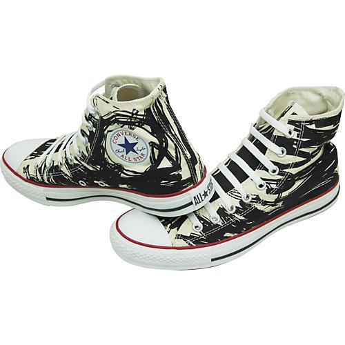 Converse Chuck Taylor Allstars Scribble Hi-Top Sneakers