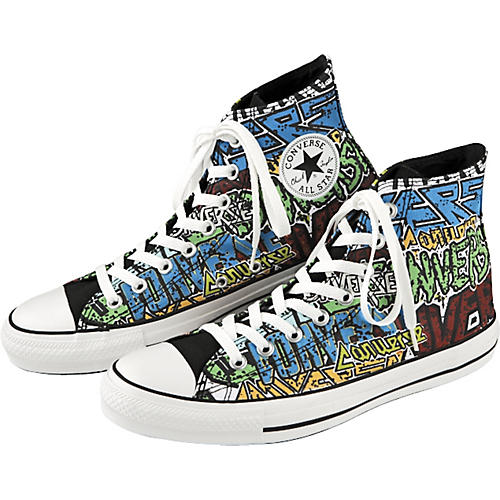 Converse Chuck Taylor Metal Logo Hi-Top Shoes