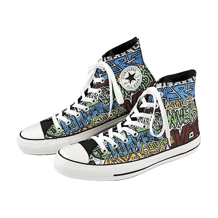 ConverseChuck Taylor Metal Logo Hi-Top Shoes