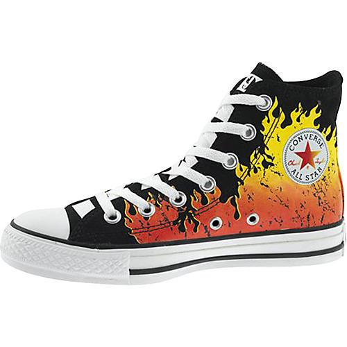 Converse Chuck Taylor Rock On Youth Hi-Tops-thumbnail