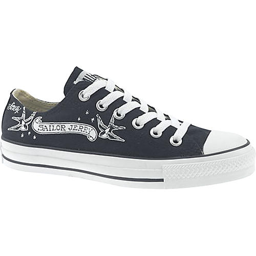 Converse Chuck Taylor Sailor Jerry Swallow Low-Top Shoes-thumbnail