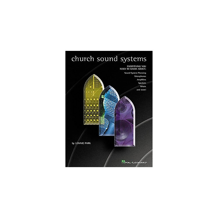 Hal Leonard Church Sound Systems Book