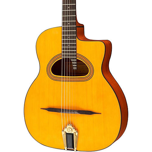 Gitane Cigano Series GJ-15 Gypsy Jazz Guitar Natural