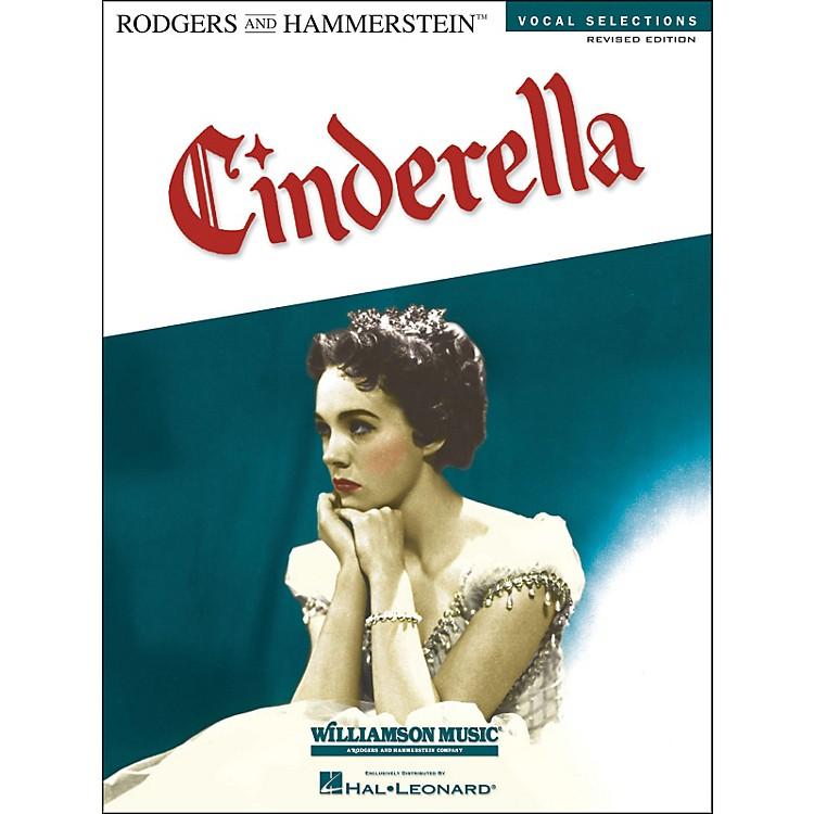 Hal LeonardCinderella Revised Edition Vocal Selection arranged for piano, vocal, and guitar (P/V/G)
