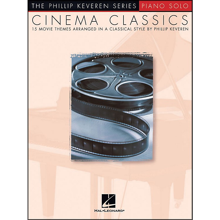 Hal LeonardCinema Classics - Phillip Keveren Series for Piano Solo