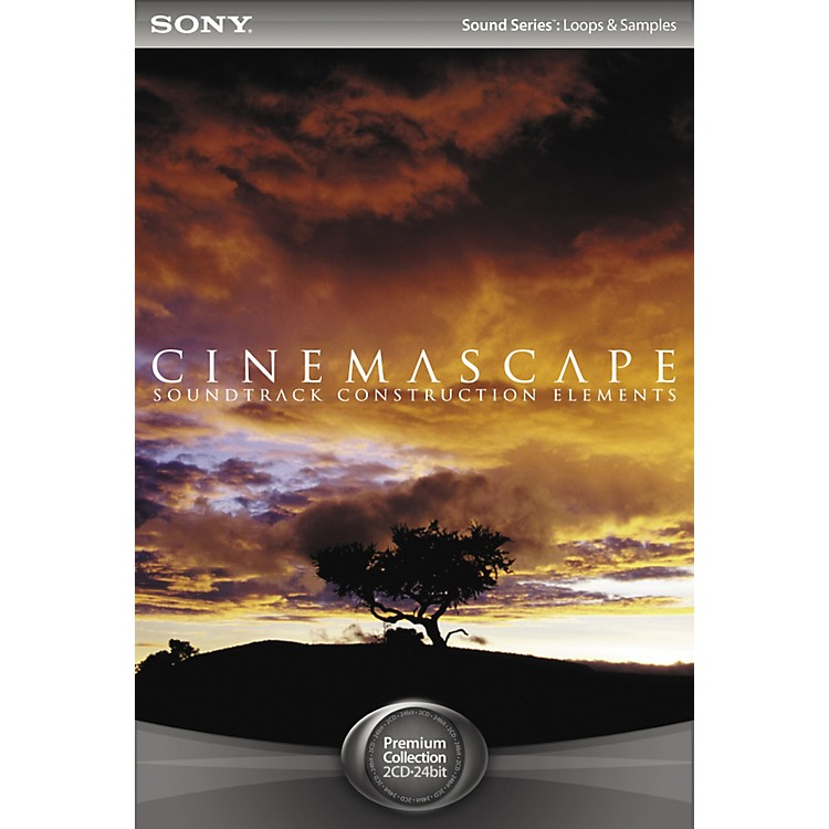 Sony Cinemascape: Soundtrack Construction Elements