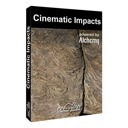 Camel Audio Cinematic Impacts - Alchemy Sound Library Software Download-thumbnail