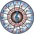 AIM Circle Of Fifths Mousepad  Thumbnail