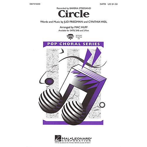 Hal Leonard Circle ShowTrax CD by Barbra Streisand Arranged by Mac Huff