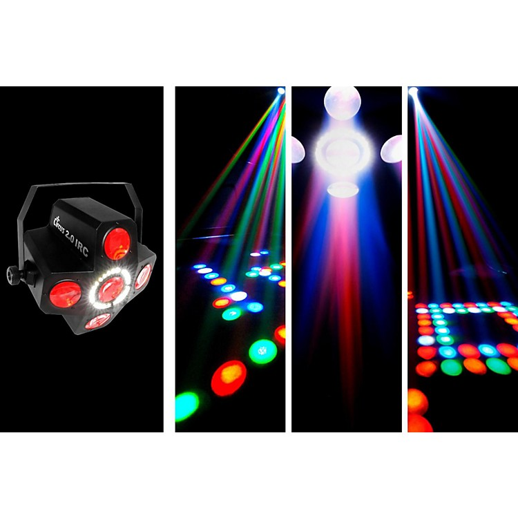 Chauvet Circus 2.0 IRC with SMD LED Strobe Effect light