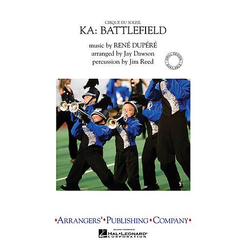 Arrangers Cirque du Soleil KA - Battlefield Marching Band Level 3 by Cirque du Soleil Arranged by Jay Dawson-thumbnail