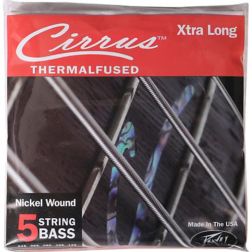 Peavey Cirrus Stainless Steel Strings 5XL-thumbnail