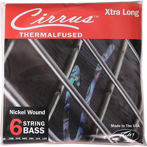 Peavey Cirrus Stainless Steel Strings 6XL