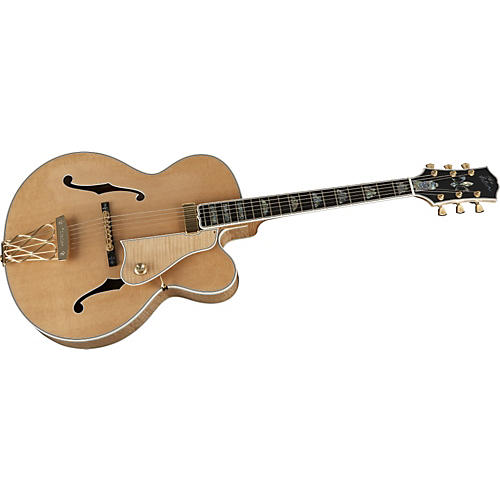 Gibson Custom Citation in Natural Finish with a Smooth Venetian Cutaway-thumbnail