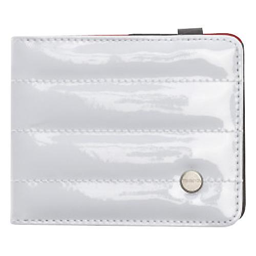 MONO Civilian Die Cut Wallet Gloss White