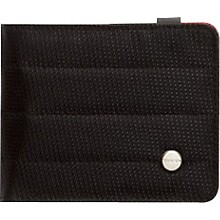MONO Civilian Die Cut Wallet Jet Black