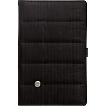 MONO Civilian Passport Wallet Jet Black