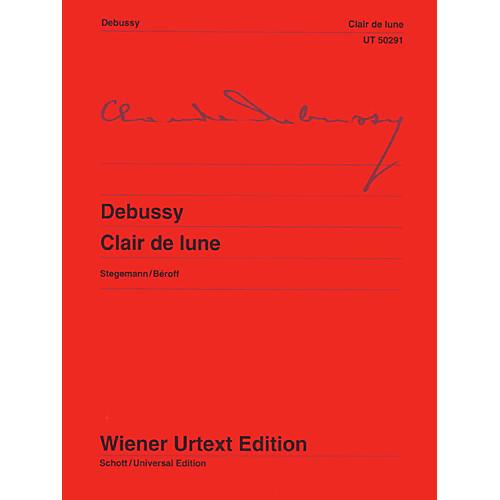 Carl Fischer Clair De Lune (Sheet Music)