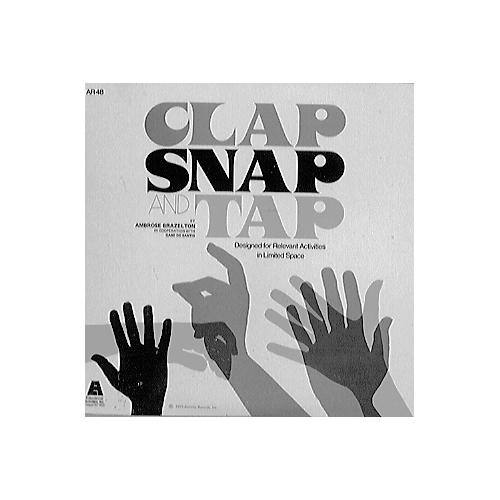 Educational Activities Clap Snap And Tap CD
