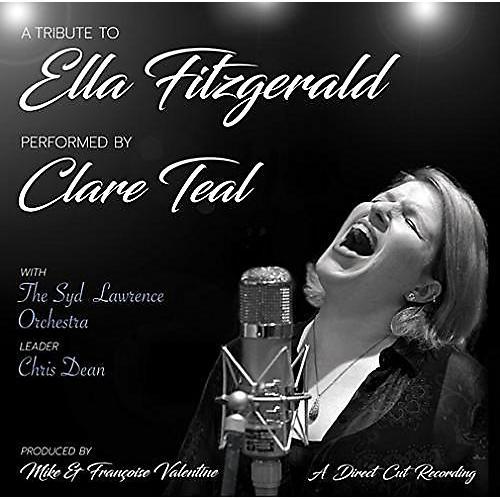 Alliance Clare Teal - A Tribute To Ella Fitzgerald