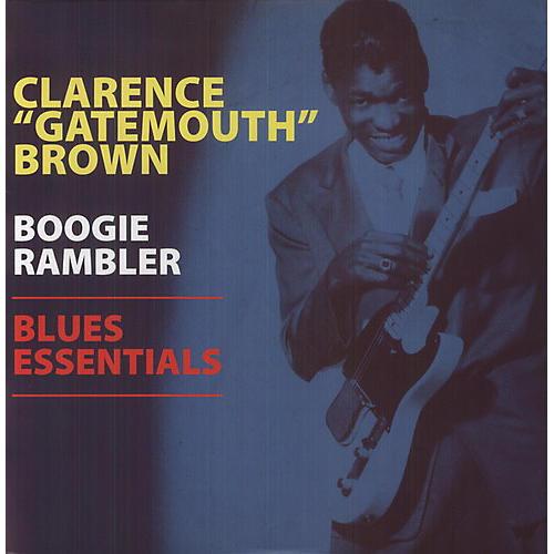 Alliance Clarence Brown - Boogie Rambler - Blues Essentials