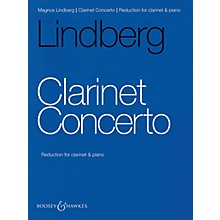 Boosey and Hawkes Clarinet Concerto (Reduction for Clarinet & Piano) Boosey & Hawkes Chamber Music Series Softcover