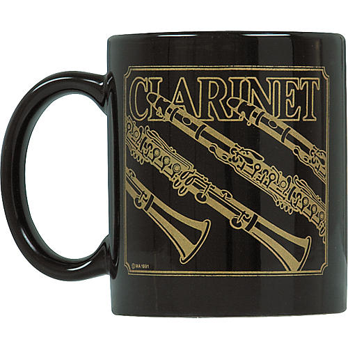Chesbro Music Co. Clarinet Mug