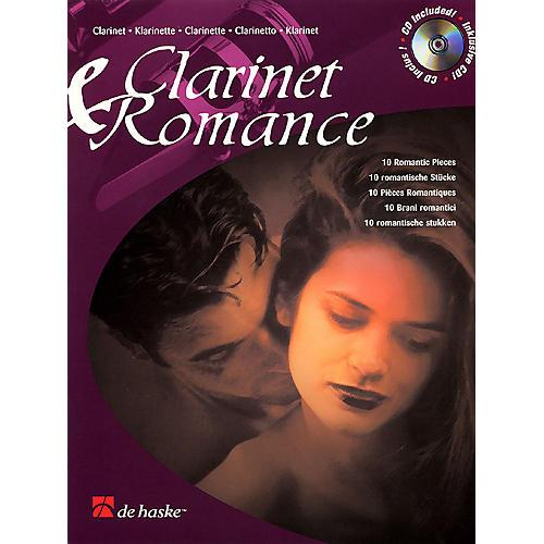 De Haske Music Clarinet & Romance De Haske Play-Along Book Series-thumbnail