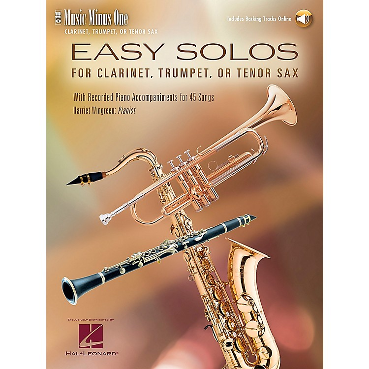 Hal LeonardClarinet Solos