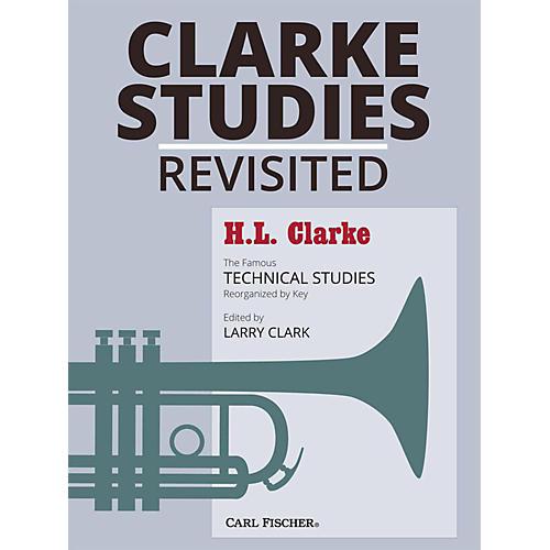 Carl Fischer Clarke Studies Revisited - Trumpet-thumbnail