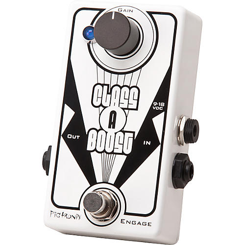 Pigtronix Class A Boost Guitar Effects Pedal
