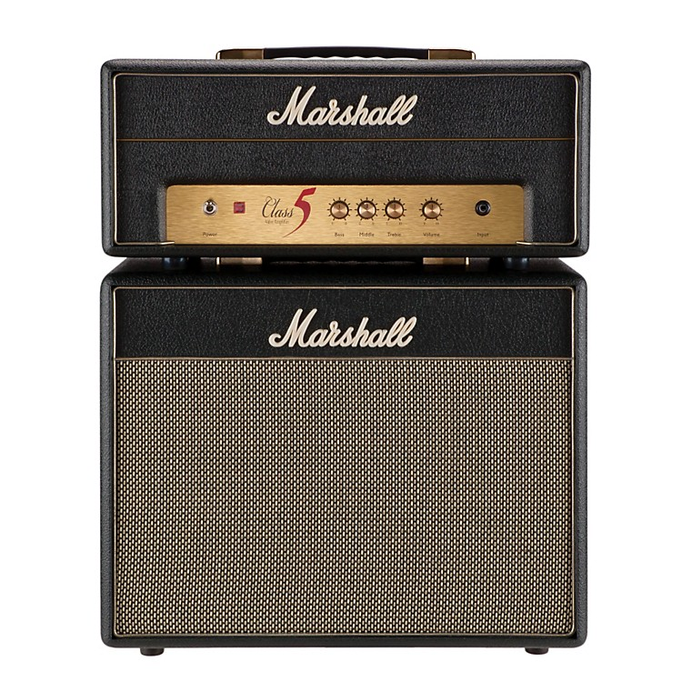 Marshall Class5 5W 1x10 Tube Guitar Stack