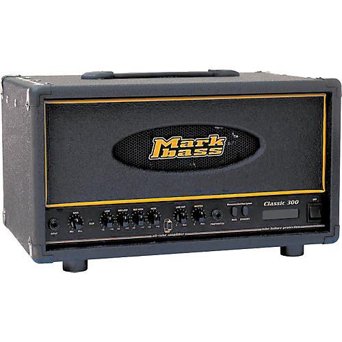 Markbass Classic 300 300W Tube Bass Head-thumbnail