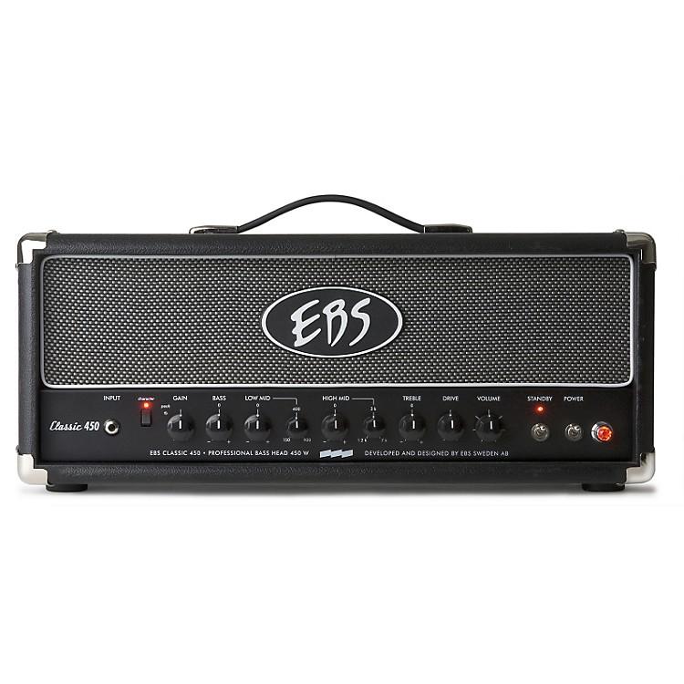 EBSClassic 450 450W Bass Amp HeadBlack