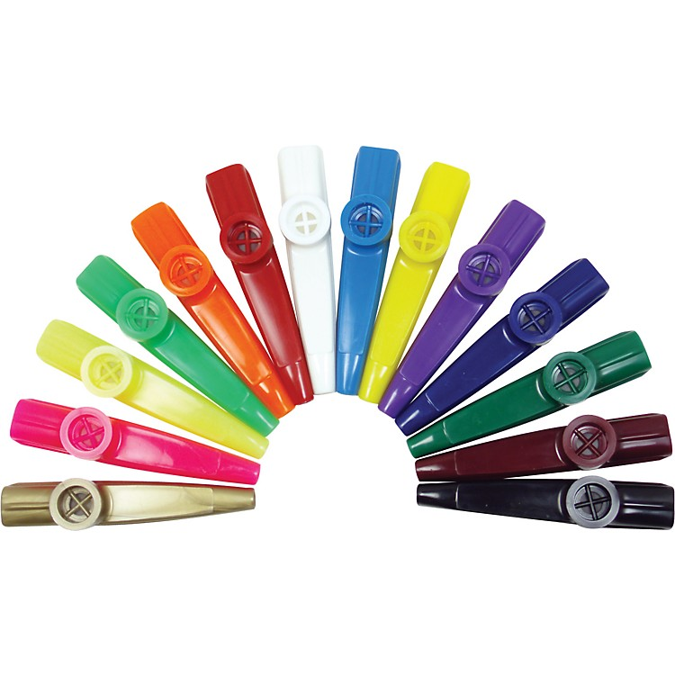 LyonsClassic American Kazoos 5-packNeon Pink5-pack