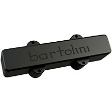 Bartolini Classic Bass Series 4-String J Bass Dual Coil Bright Tone Neck Pickup Short