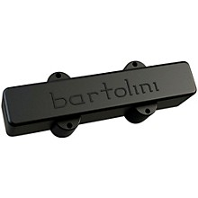 Bartolini Classic Bass Series 4-String J Bass Single Coil Bright Tone Neck Pickup Short