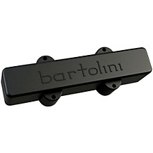 Bartolini Classic Bass Series 4-String J Bass Single Coil Deep Tone Neck Pickup Short