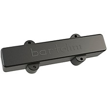 Bartolini Classic Bass Series 5-String American Standard J Bass Deep Tone Bridge Pickup Long