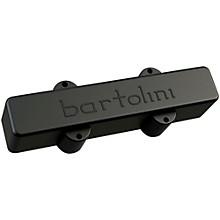 Open BoxBartolini BRP74X45CBJD_B1/T1 Classic X4 Soapbar Dual Coil 5-String Bass Pickup Set