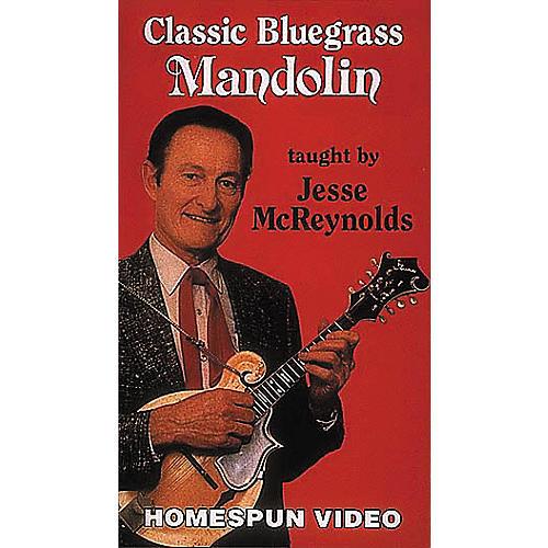 Hal Leonard Classic Bluegrass Mandolin Video